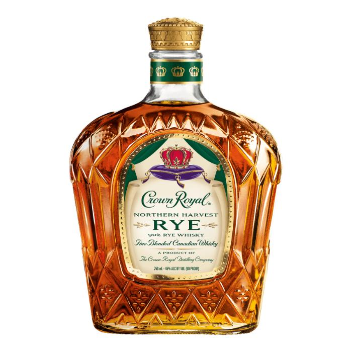 Crown Royal Northern Harvest Rye Canadian Whisky Crown Royal