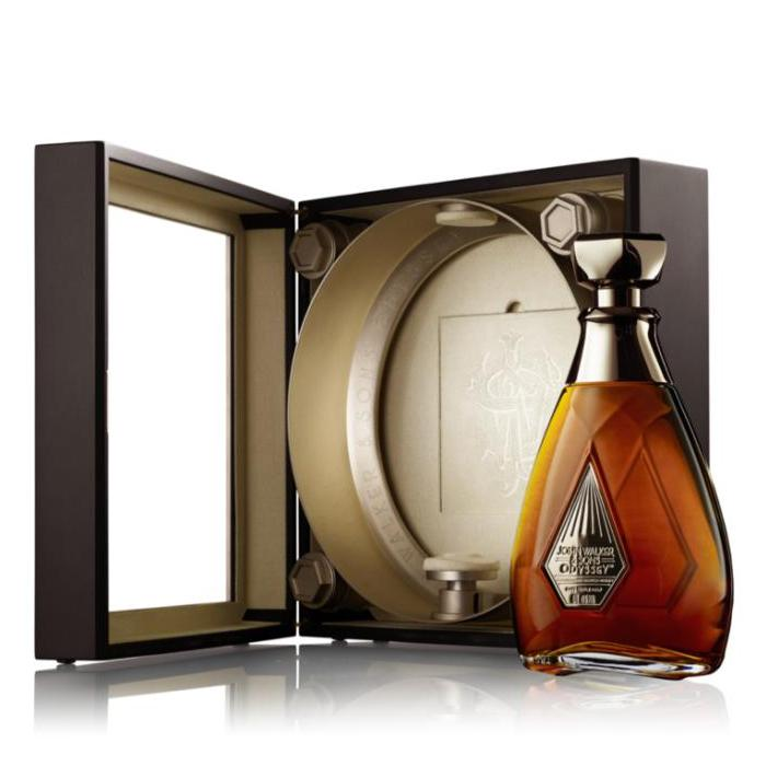 John Walker & Sons Odyssey Scotch Johnnie Walker