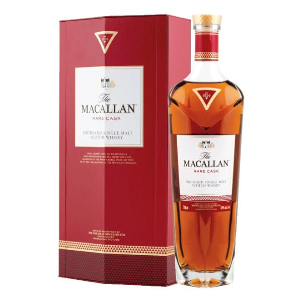The Macallan Rare Cask Scotch The Macallan