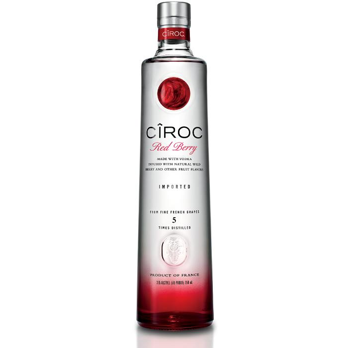 Ciroc Red Berry Vodka CÎROC