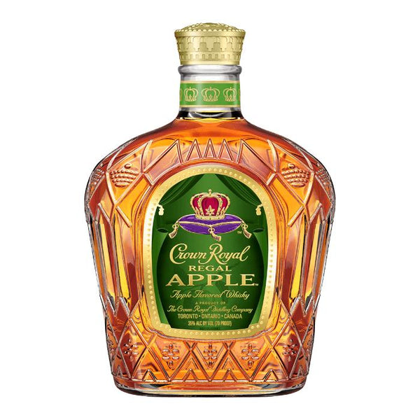 Crown Royal Regal Apple Canadian Whisky Crown Royal