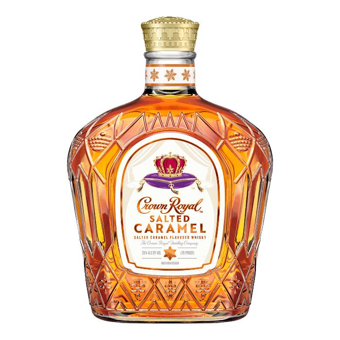 Crown Royal Salted Caramel Canadian Whisky Crown Royal