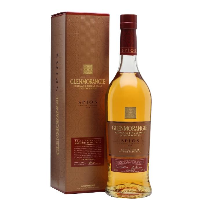 Glenmorangie Spìos 2018 Private Edition 9 Scotch Glenmorangie