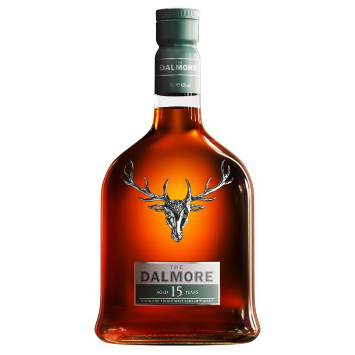 The Dalmore 15 Year Old Scotch The Dalmore