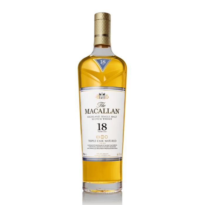 The Macallan Triple Cask Matured 18 Years Old 2019 Edition Scotch The Macallan