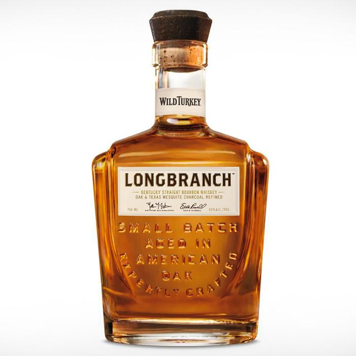 Wild Turkey Longbranch Bourbon Wild Turkey