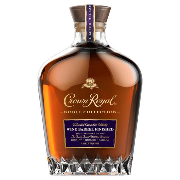 Crown Royal Wine Barrel Finished Canadian Whisky Crown Royal