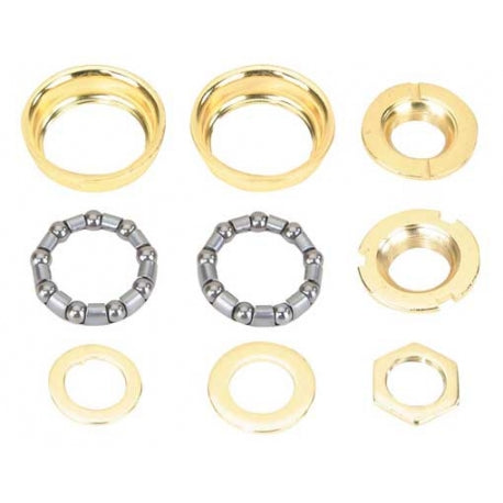 Bottom Bracket Set Gold