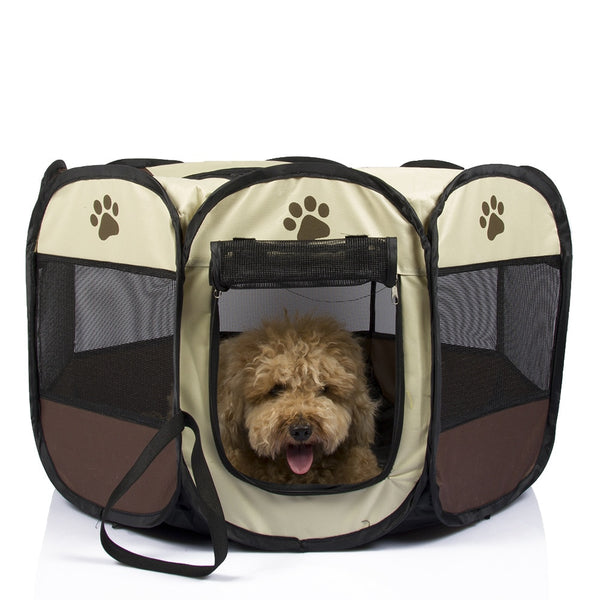Portable Soft Pet Crate