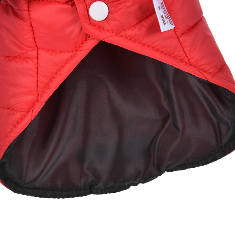 Dog Winter Jacket Waterproof Hoodies