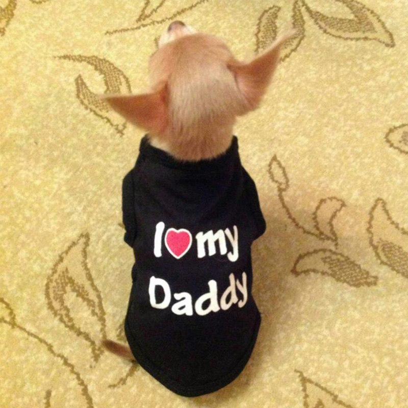 Dog/Cat Soft Cotton T-shirt