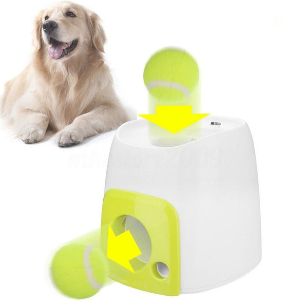 Dog Exercise Ball Thrower