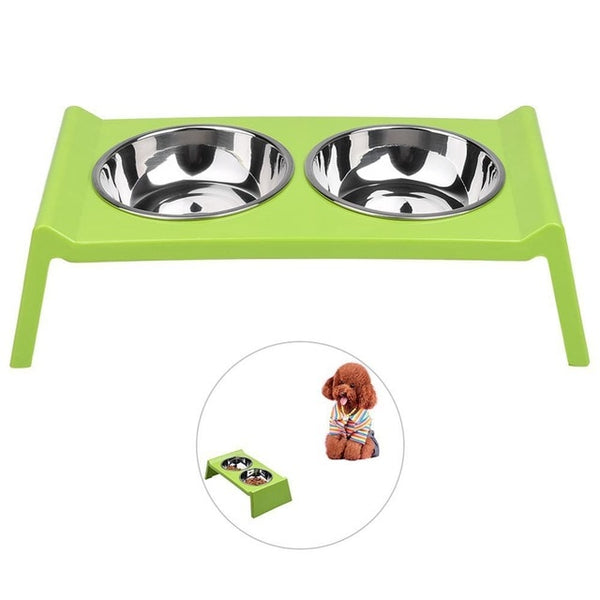 Elevated Pet Bowl Feeder