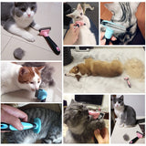 Pet Hair Grooming Tool