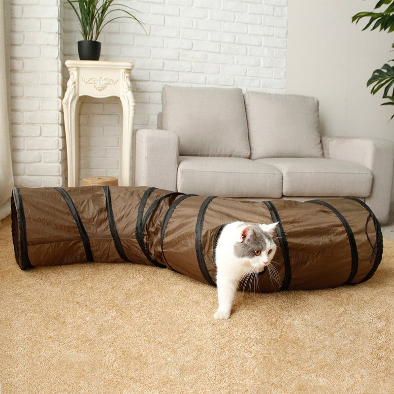 Cat Collapsible Tunnel