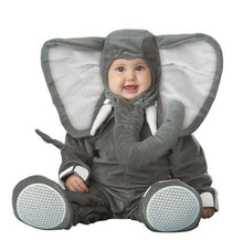 Load image into Gallery viewer, Androktones Halloween Costumes for kids 2018 Jumpsuits Elephant Animal Cosplay Pajamas