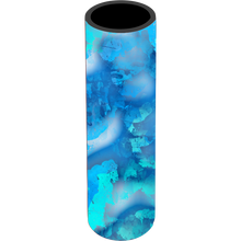 Load image into Gallery viewer, Blue Splash Icy Pole Holder - Carlie Rees Custom Designs