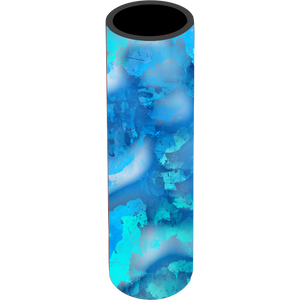 Blue Splash Icy Pole Holder - Carlie Rees Custom Designs