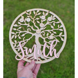 Family Tree Hanger