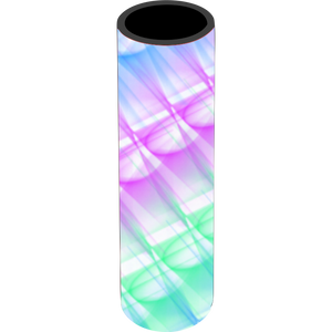 Pastel Splash Icy Pole Holder - Carlie Rees Custom Designs
