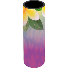 Load image into Gallery viewer, Purple Frangipani Icy Pole Holder - Carlie Rees Custom Designs