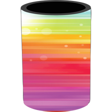 Load image into Gallery viewer, Rainbow Stubby Holder - Carlie Rees Custom Designs