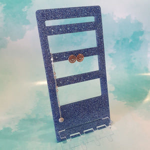 Small Elegant Earring Holder 100x200mm