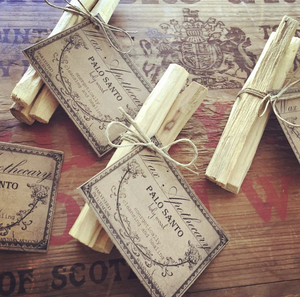 Wax Apothecary - Palo Santo Bundle  (3 Sticks)