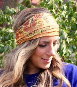 Glorious Gold Headband