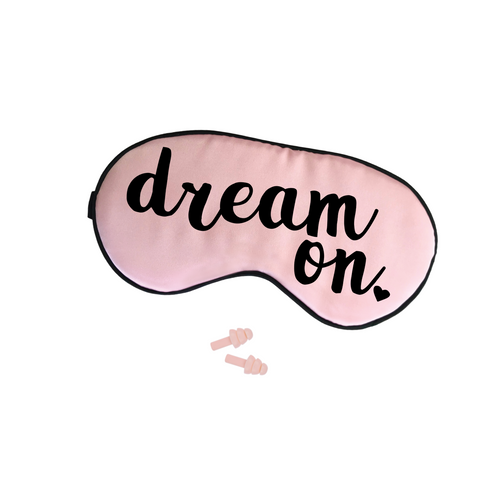 Dream On Silk Sleep Mask