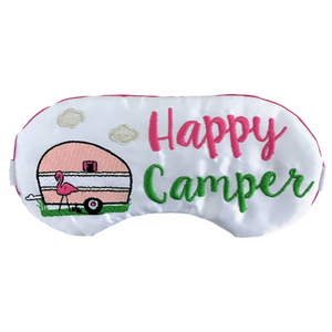 Happy Camper Sleep Mask