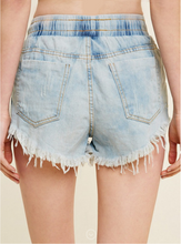 De-stress Denim Daze Shorts