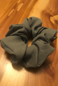 Chiffon Hair Scrunchies