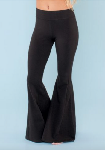 Funky Bell Bottom (Available in Black and Burgundy)