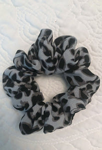 Wild Animal Scrunchies