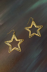 Star Layered Earrings
