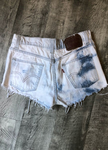 "Bleached Booty Short (30"")"