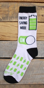 Power Up Sock