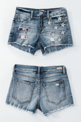 Stars & Stripes Shorts