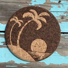 Load image into Gallery viewer, Cork Coasters - Many Designs!