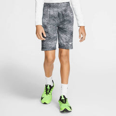 Nike Dri-FIT Kids (Boys) Printed Training Shorts