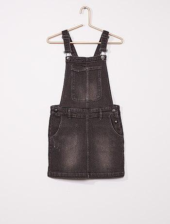 Eco-Design Dungaree Dress