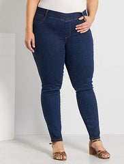 Slim cut jeggings