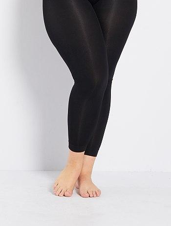 Fleece-lined leggings