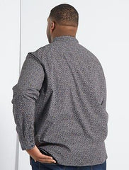Micro-patterned shirt