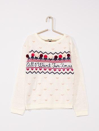 Fine Knit Christmas Jumper