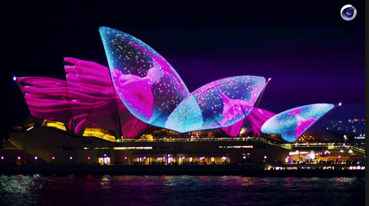 Projection Mapping Takes the World by Storm