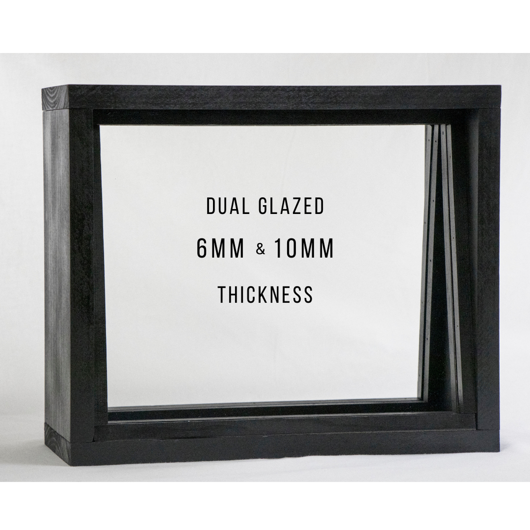 6mm & 10mm Dual Glazed Frame 24