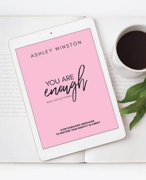 You Are Enough Devotional