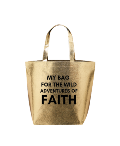 [PRE-ORDER] Faith Tote Bag